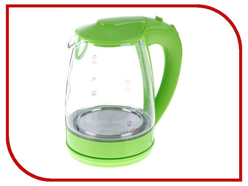 Чайник Luazon LSK-1705 Green 1128697<br>