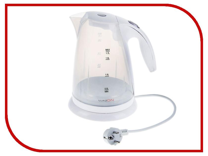 Чайник Luazon LPK-1704 Transparent 1128701<br>