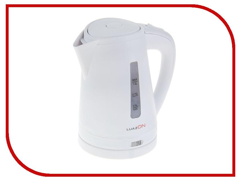 Чайник Luazon LPK-1001 White 1128702<br>