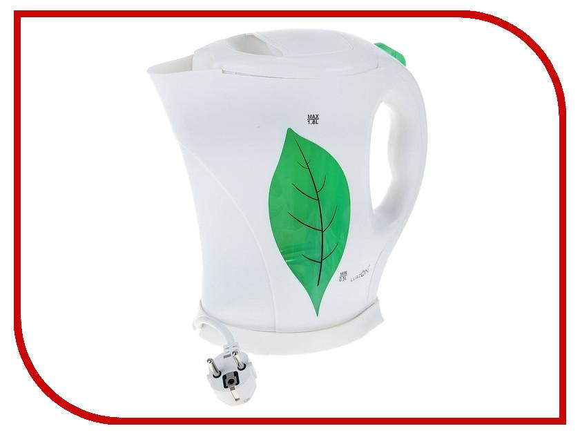 Чайник Luazon LPK-1802 Green 1128941<br>