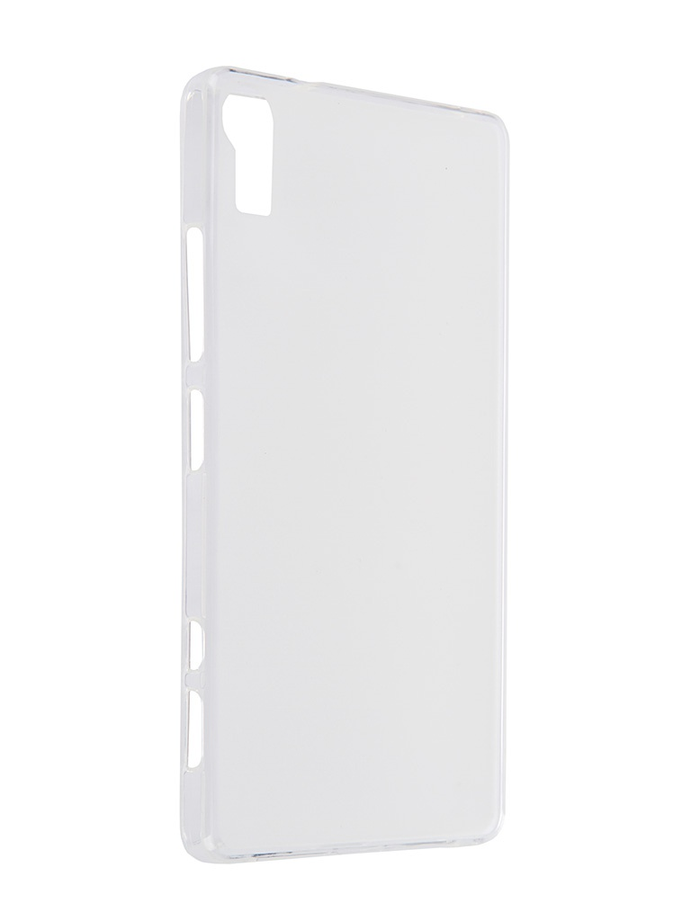 Аксессуар Чехол Lenovo Vibe Shot iBox Crystal Transparent ibox ibox crystal для lenovo p70