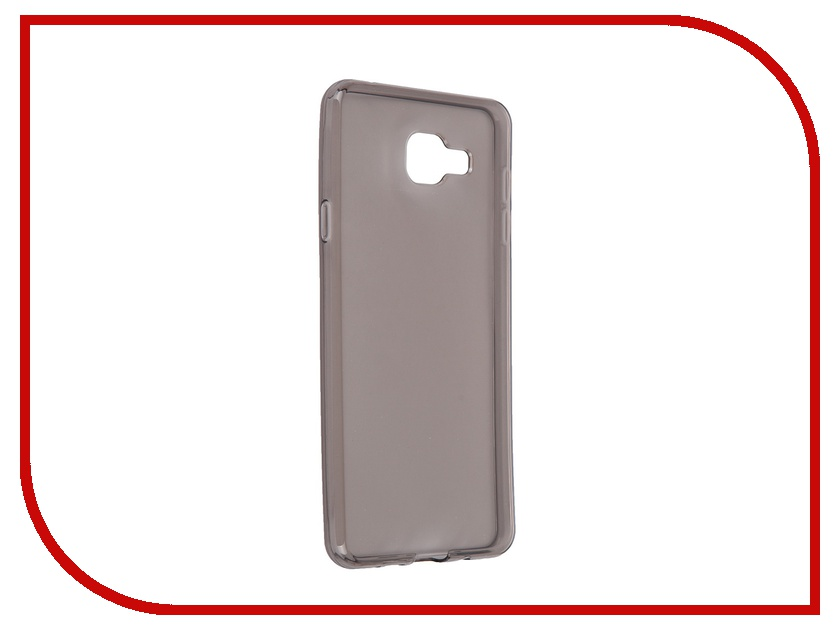Аксессуар Чехол-накладка Samsung Galaxy A7 2016 iBox Crystal Grey