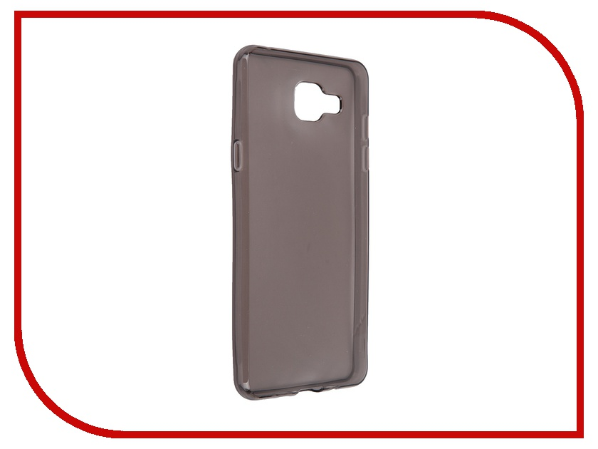 все цены на Аксессуар Чехол-накладка Samsung Galaxy A5 2016 iBox Crystal Grey онлайн