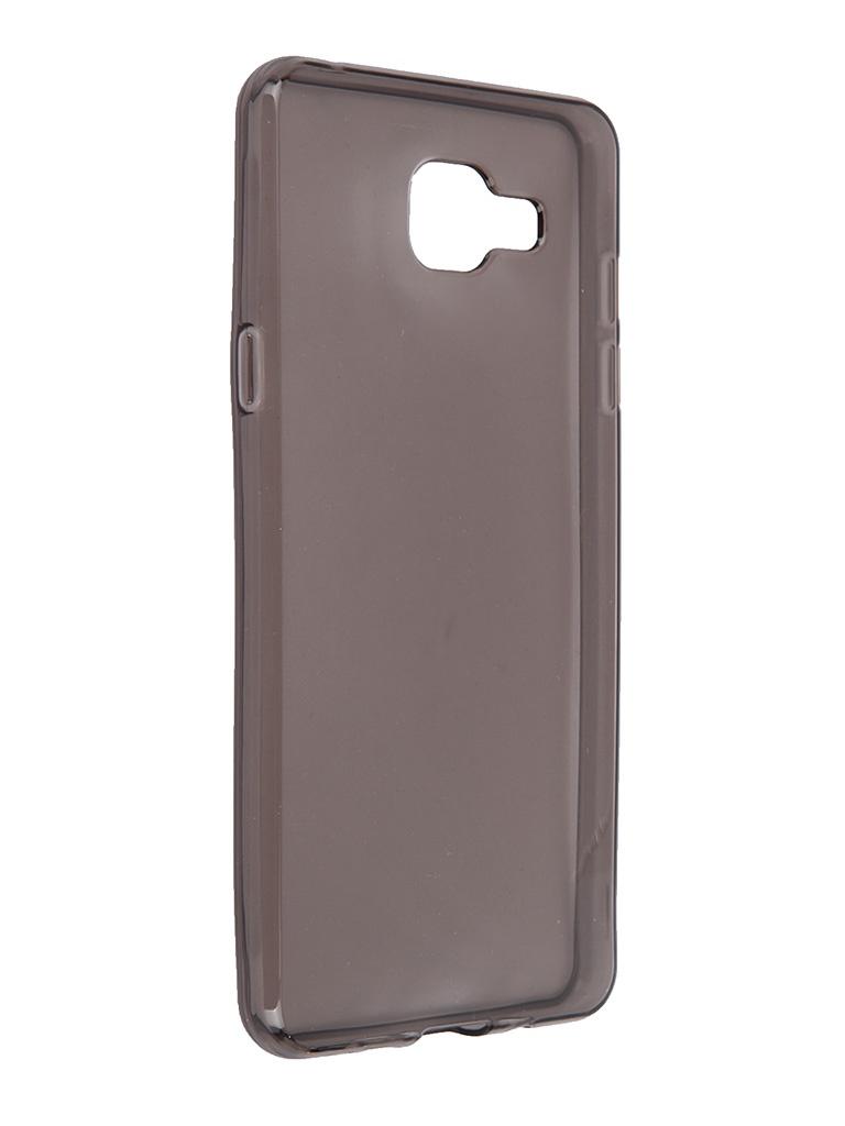 Аксессуар Чехол Samsung Galaxy A5 2016 iBox Crystal Grey