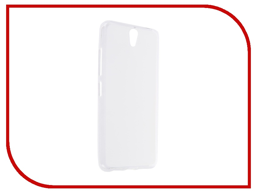 Аксессуар Чехол Lenovo Vibe S1 iBox Crystal Transparent аксессуар чехол lenovo k10 vibe c2 k10a40 zibelino classico black zcl len k10a40 blk