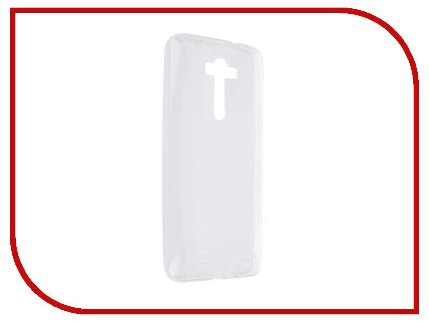 Аксессуар Чехол ASUS Zenfone 2 Lazer ZE550KL iBox Crystal Transparent<br>