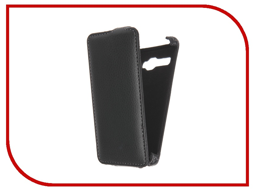 Аксессуар Чехол Fly FS401 Stratus 1 iBox Premium Black fly iq255 pride black