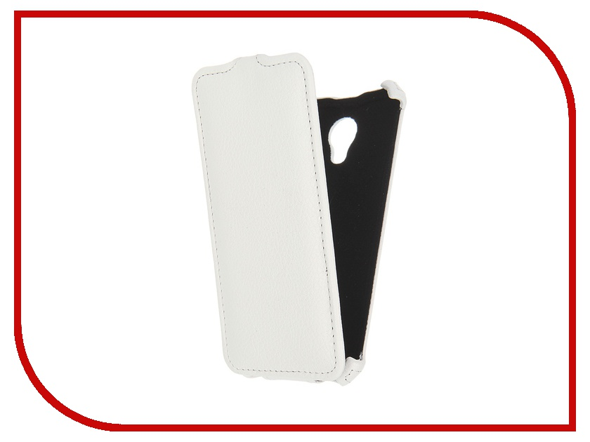 Аксессуар Чехол Meizu M2 Mini Gecko White GG-F-MEIM2MINI-WH<br>