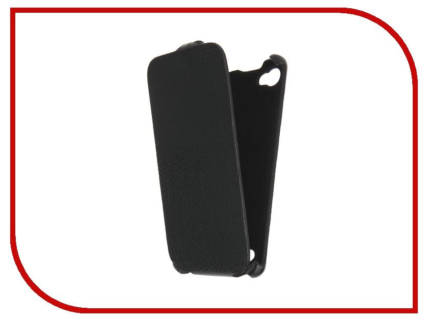 Аксессуар Чехол BQ S-4503 Dubai iBox Premium Black<br>