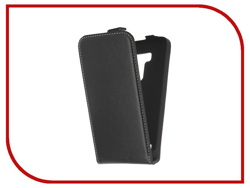 Аксессуар Чехол ASUS ZenFone Selfie ZD551KL iBox Business Black<br>