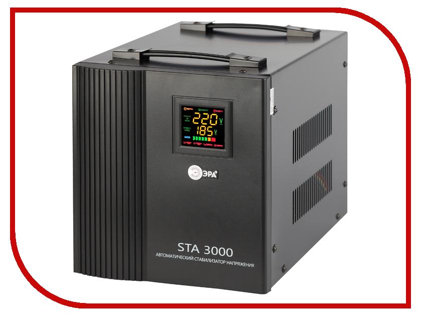 купить  Стабилизатор Эра STA-3000 3000WA C0036573  онлайн