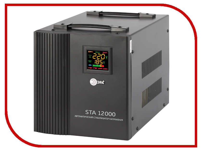 Стабилизатор Эра STA-12000 12000WA Б0004074<br>
