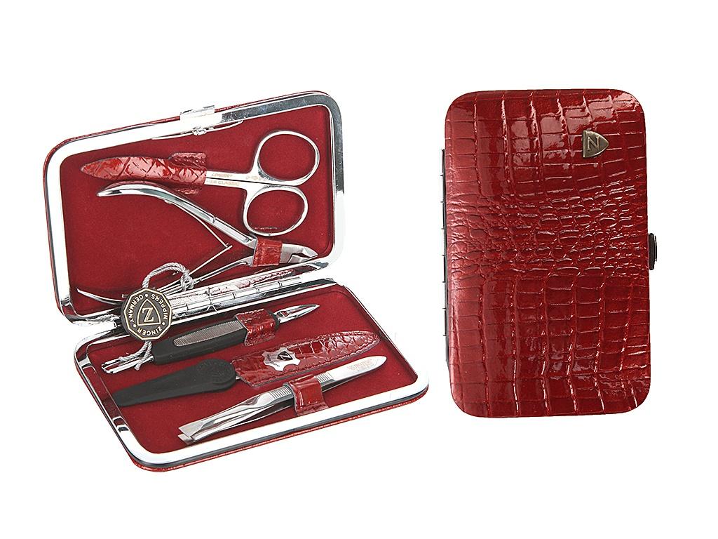 Маникюрно-педикюрный набор Zinger MS-FC301-S Red<br>