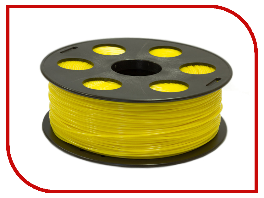 Аксессуар Bestfilament ABS-пластик 1.75mm 1кг Yellow