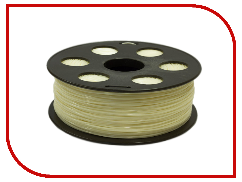 Аксессуар 3Dquality Bestfilament ABS-пластик 1.75mm 1кг Natural