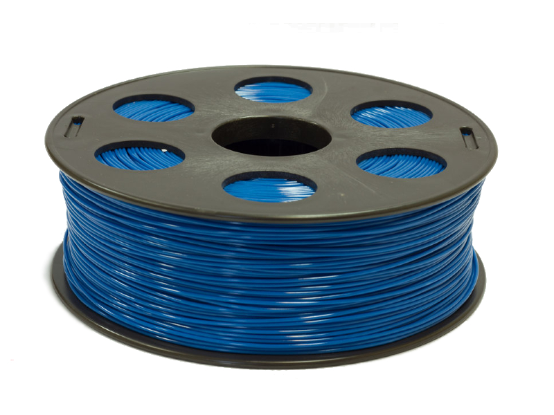 Фото - Аксессуар Bestfilament ABS-пластик 1.75mm 1кг Blue аксессуар u3print geek fil lament abs пластик 1 75mm blue moon