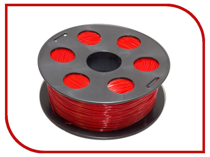 Аксессуар Bestfilament Ватсон SBS-пластик 1.75mm 1кг Red