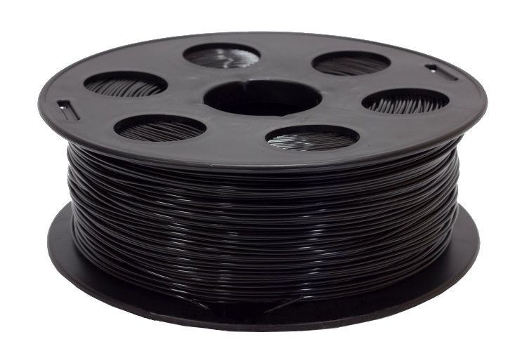 Аксессуар Bestfilament Ватсон SBS-пластик 1.75mm 1кг Black