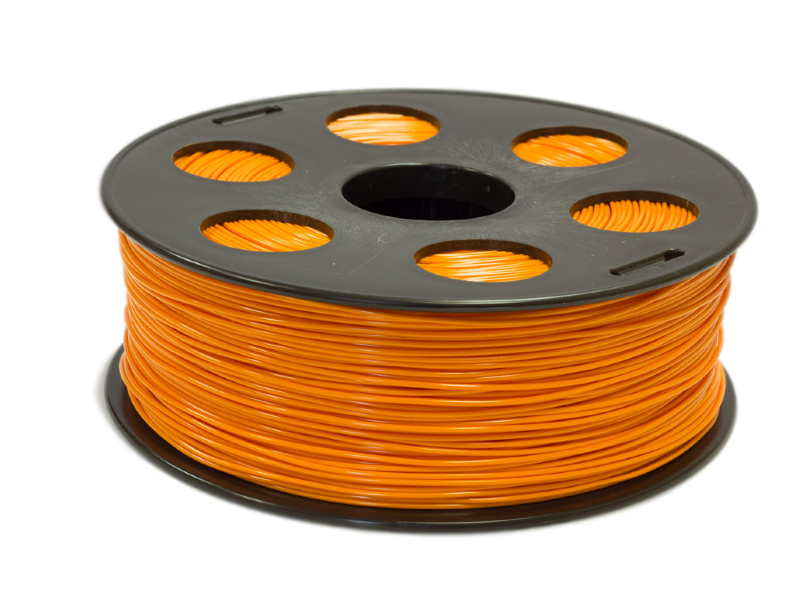 Аксессуар Bestfilament PLA-пластик 1.75mm 1кг Orange