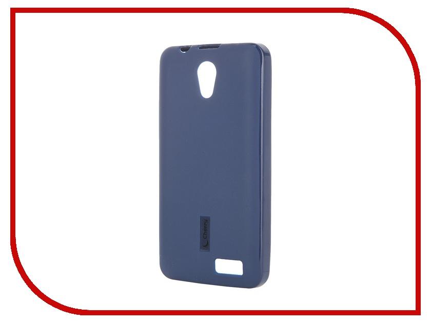 Аксессуар Чехол-накладка Lenovo A319 Cherry Dark-Blue 8640