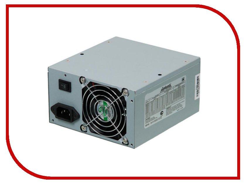 Блок питания LinkWorld ATX 500W LW2-500W Case Edition блок питания hipro atx 500w hipo digi hpa 500w