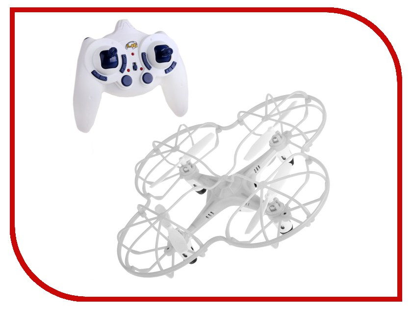 Квадрокоптер Happy Cow Sky Phantom White 777-366 55540<br>