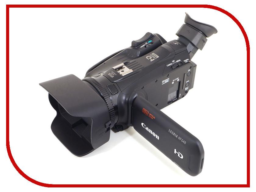 Zakazat.ru: Видеокамера Canon G40 Legria HF