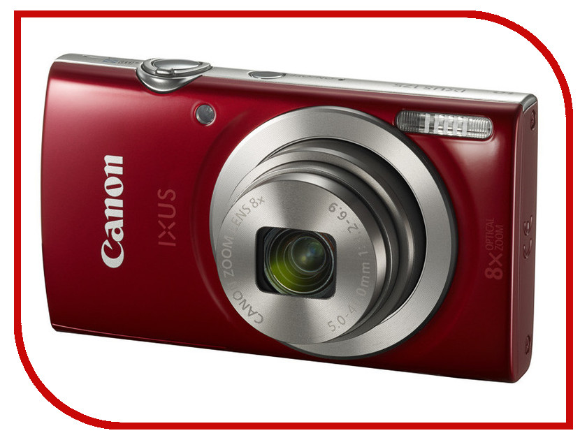 Фотоаппарат Canon IXUS 175 Red