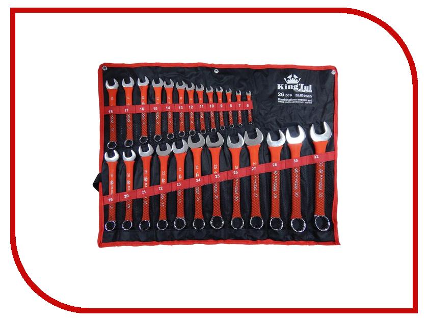 Набор инструмента KingTul Kraft KT-3026k  цены