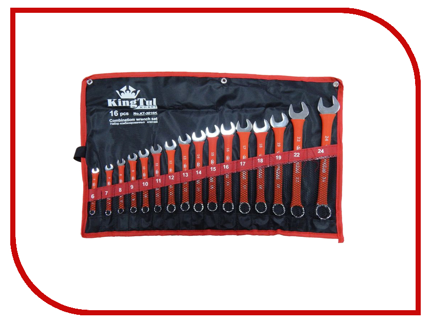 Ключ KingTul Kraft KT-3016k набор инструмента kingtul kt26