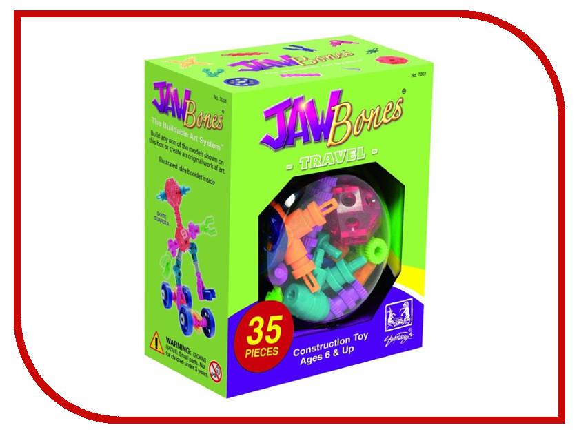 Конструктор Jawbones 7001 В банке для хранения игрушка jawbones конструктор 100 деталей в банке для хранения