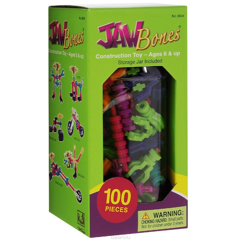Конструктор Jawbones 8004 В банке для хранения<br>