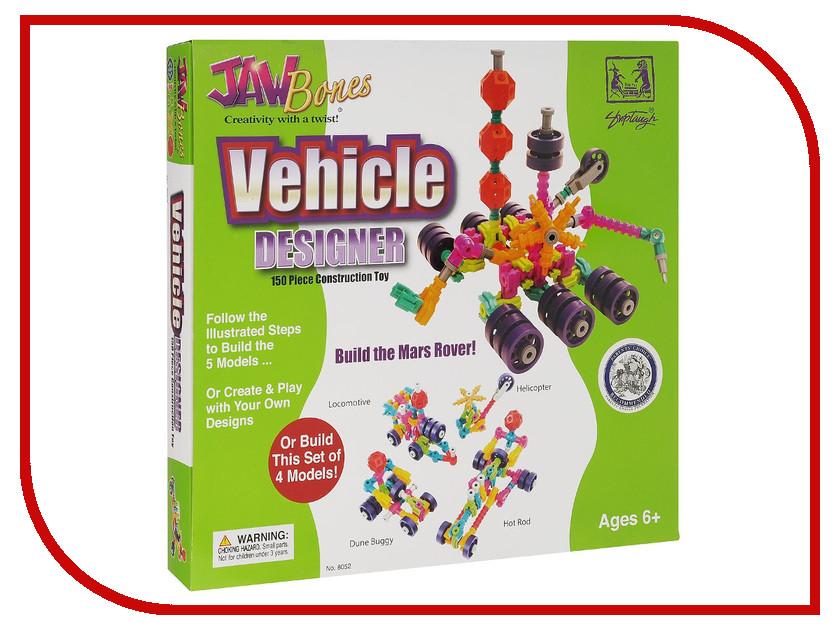 Игрушка Конструктор Jawbones Автомобили 8052<br>