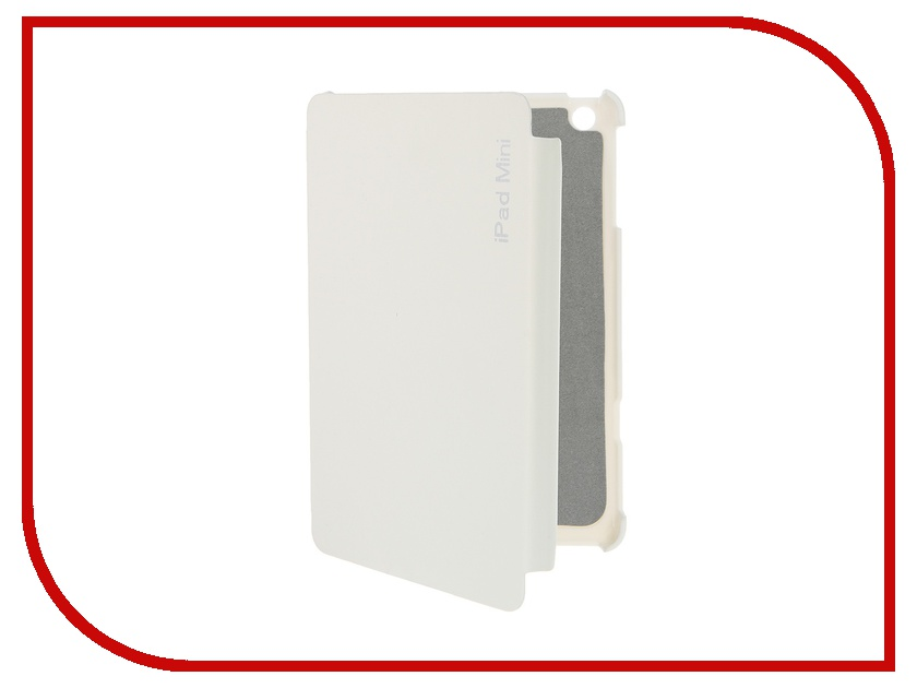 Аксессуар Чехол Liberty Project Smart Cover для iPad mini White 730014