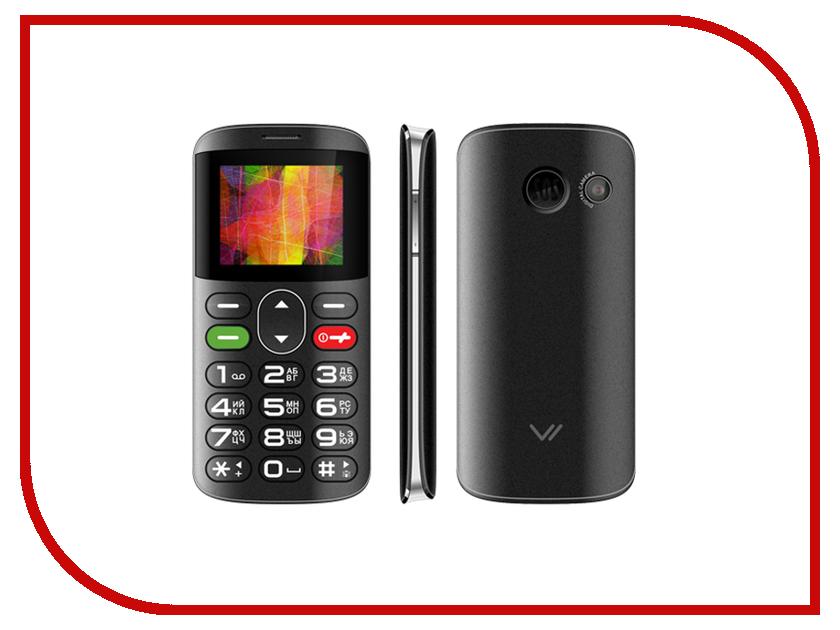 Сотовый телефон Vertex C303 Black<br>