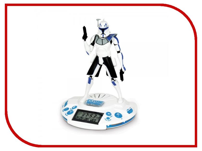 Гаджет Jazwares Star Wars Clone Captain Rex Alarm Clock 15201<br>
