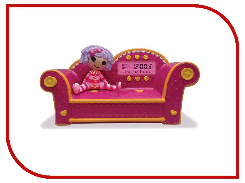 Гаджет Радиобудильник Jazwares Lalaloopsy Alarm Clock 17300 lalaloopsy кукла отличница