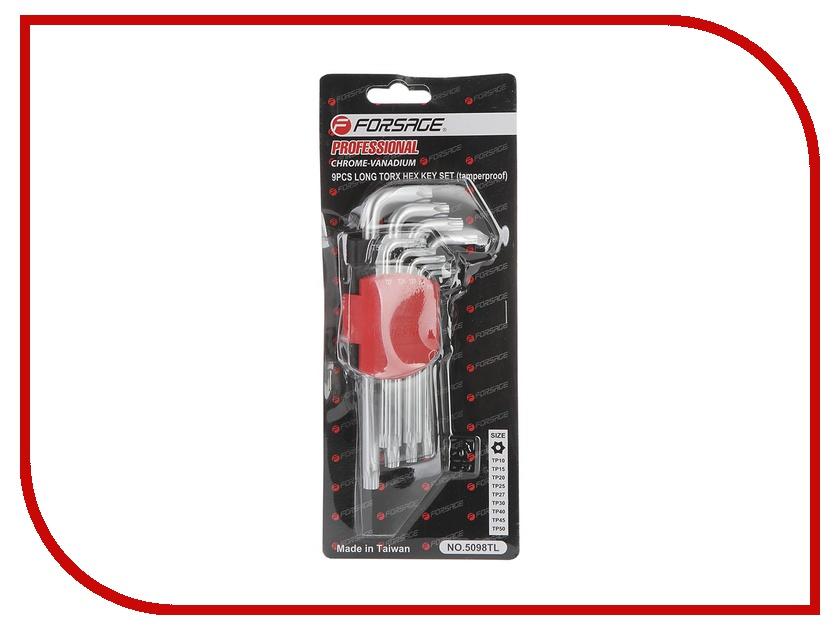 Набор инструмента Forsage 5098TL  набор инструмента forsage 4123 5