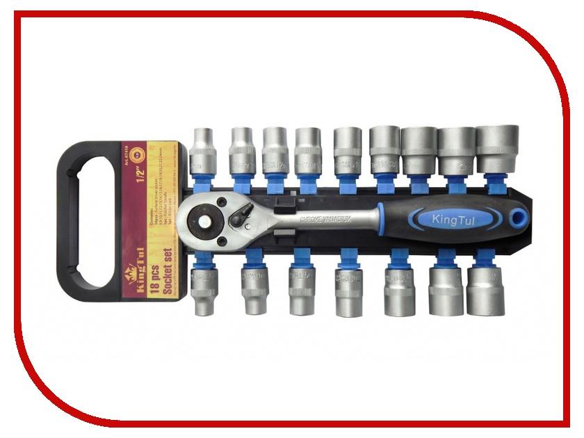 Набор инструмента KingTul KT418<br>