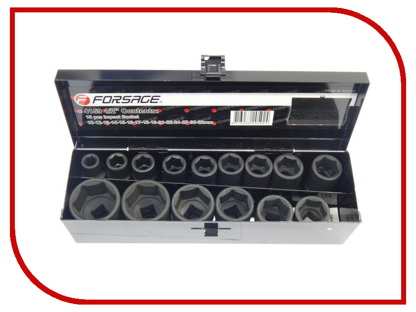 Набор инструмента Forsage 4159  набор инструмента forsage m040 1