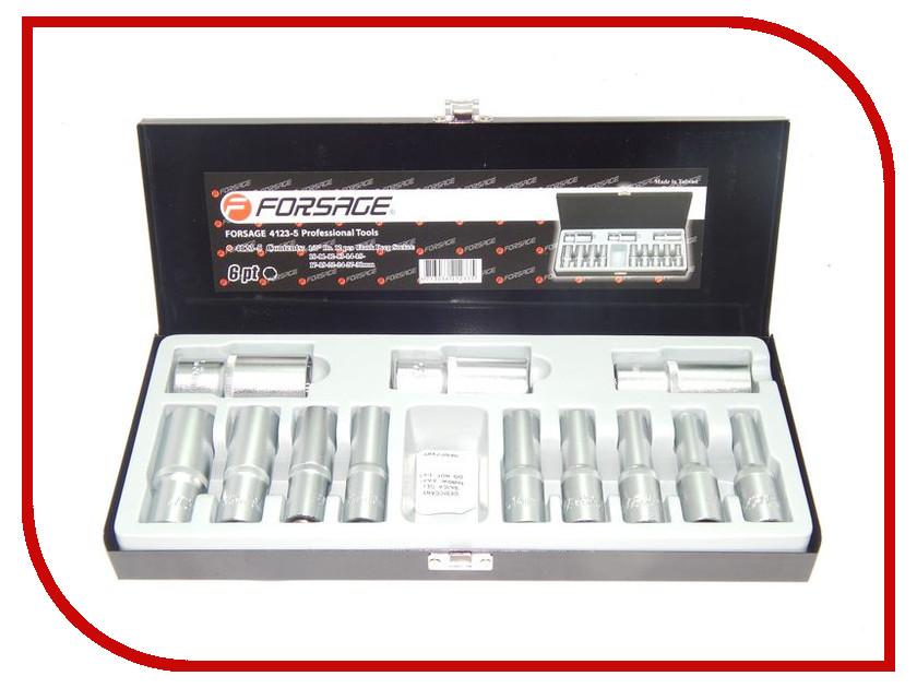 Набор инструмента Forsage 4123-5  набор инструмента forsage 41241 5