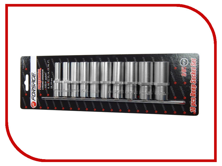 Набор инструмента Forsage 3102-9<br>