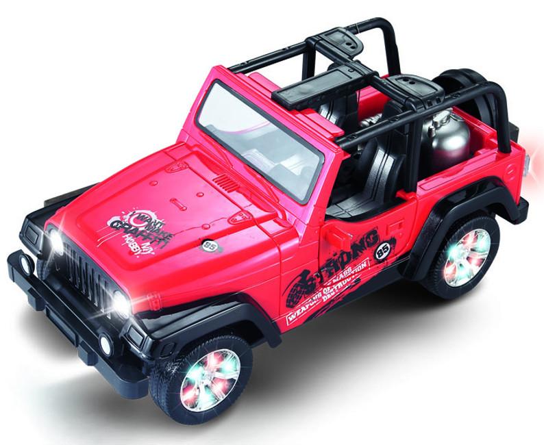 Машина BALBI RCO-1601-E Red<br>