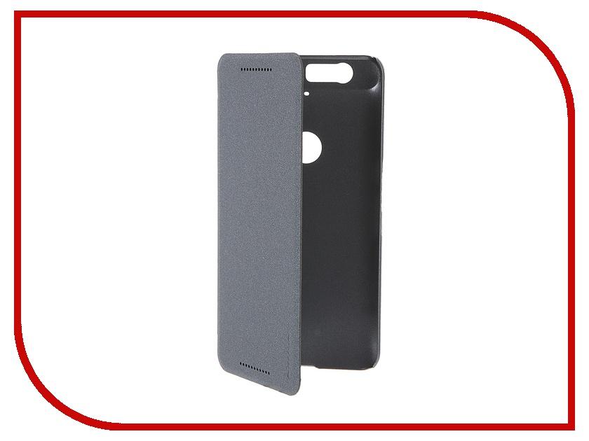 Аксессуар Чехол Huawei Nexus 6P Nillkin Sparkle Black