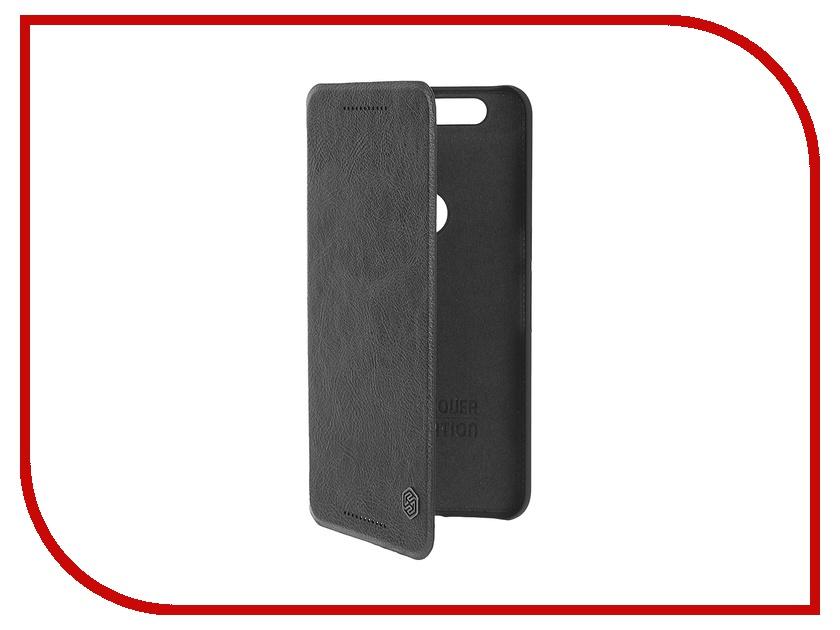 Аксессуар Чехол Huawei Nexus 6P Nillkin Qin Black<br>