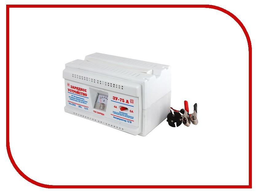 Зарядное устройство для автомобильных аккумуляторов Тамбов ЗУ-75А<br>
