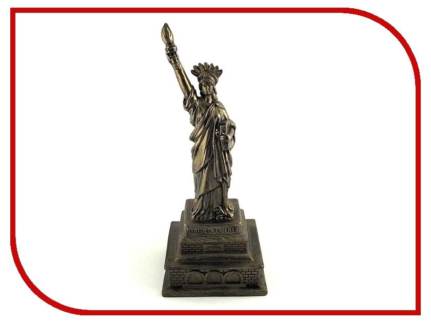 Копилка для денег Эврика Статуя Свободы Gold 94939 копилка для денег эврика банкомат 91911 red