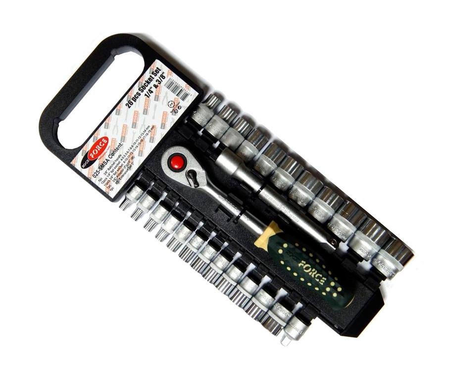 Набор ключей Rock Force 025-5MSA