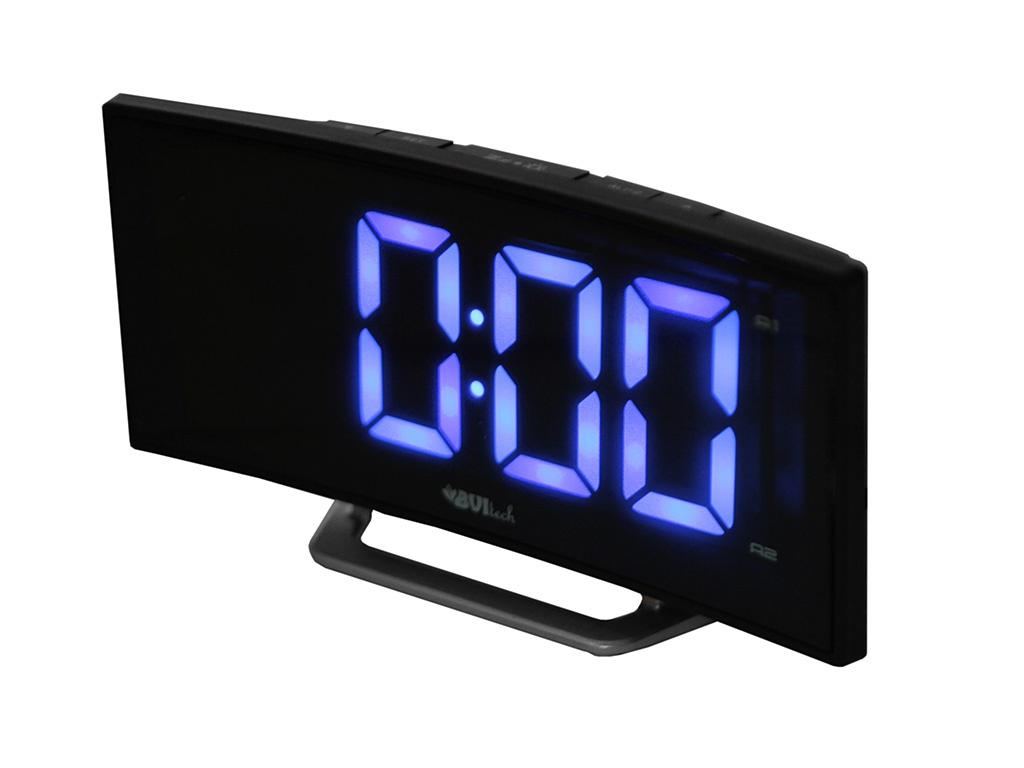 Часы BVItech BV-412BKS Blue-Black