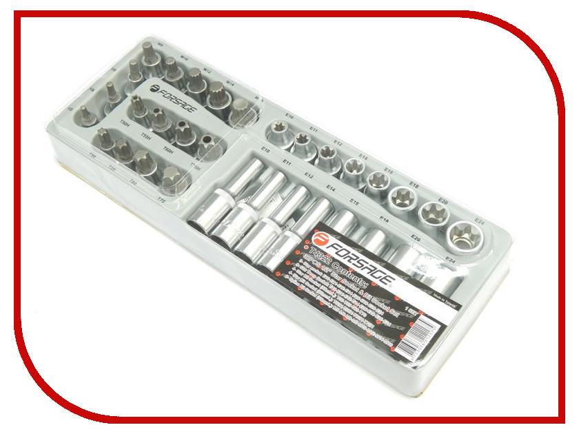 Набор инструмента Forsage T4322  набор инструмента forsage m040 1